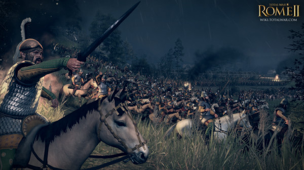 Total War: ROME II - Nomadic Tribes Culture Pack STEAM