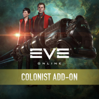 Eve Online Colonist Add-On set Colonist