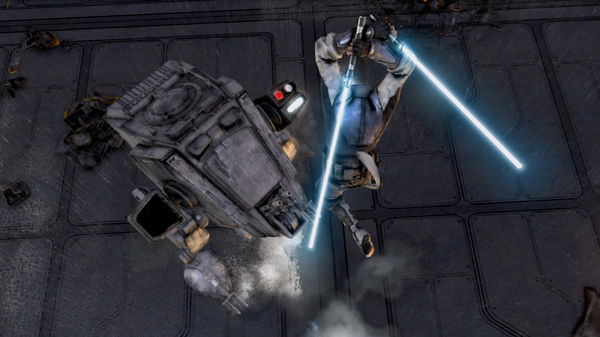 Star Wars: The Force Unleashed II 2 STEAM KEY LICENSE