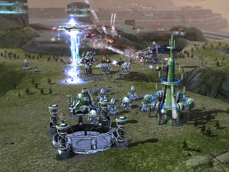 Supreme Commander 2   ( Steam Key / Region Free )