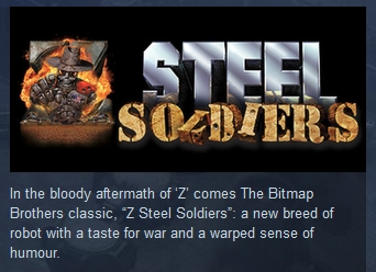 Z Steel Soldiers ( Steam Key / Region Free ) GLOBAL ROW