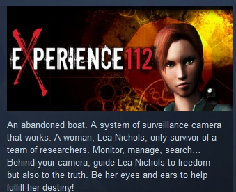 Experience 112 ( Steam Key / Region Free ) GLOBAL ROW