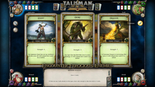 Talisman: Digital Edition ( Steam Key / Region Free )