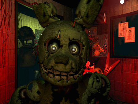 Five Nights at Freddy's 3 (STEAM GIFT RU + CIS)