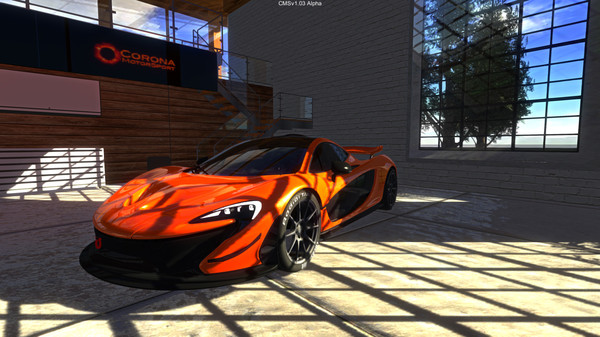 Corona MotorSport (Steam Key / Region Free)