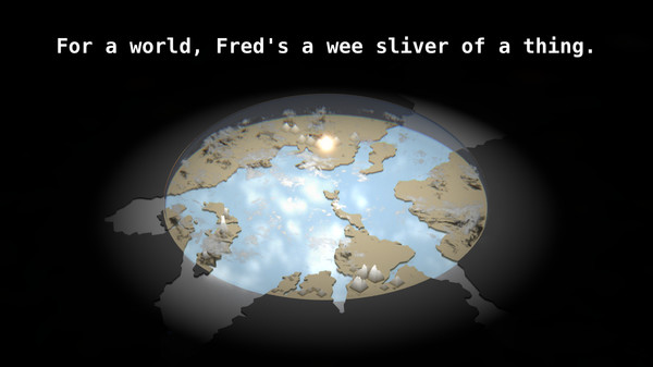 The World Named Fred  ( Steam Key / Region Free )