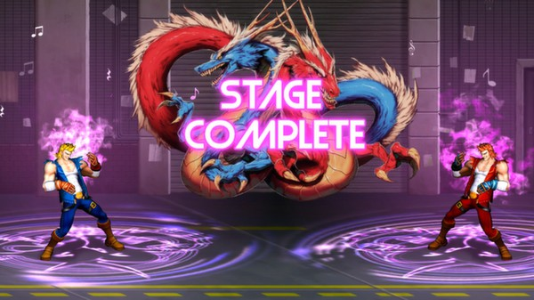 Double Dragon: Neon STEAM KEY REGION FREE GLOBAL
