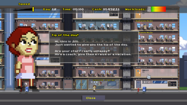 Smooth Operators: Call Center Chaos STEAM KEY REG. FREE