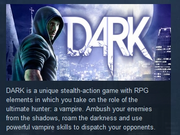 DARK 2013 STEAM KEY REGION FREE GLOBAL 💎