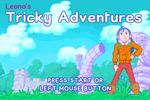 Leona´s Tricky Adventures ( Steam Key / Region Free )