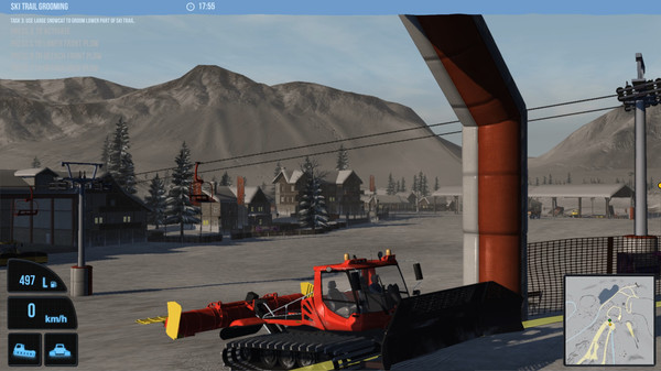 Snowcat Simulator    ( Steam Key / Region Free )