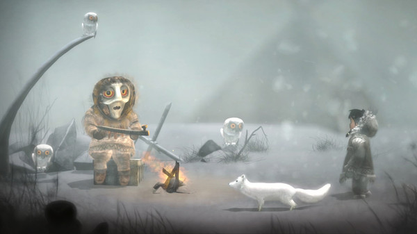 Never Alone (Kisima Ingitchuna) STEAM KEY GLOBAL ROW