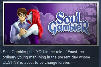 Soul Gambler ( Steam Key / Region Free ) GLOBAL ROW