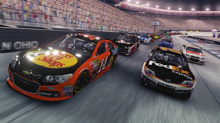 NASCAR 14 (STEAM KEY RU + CIS)