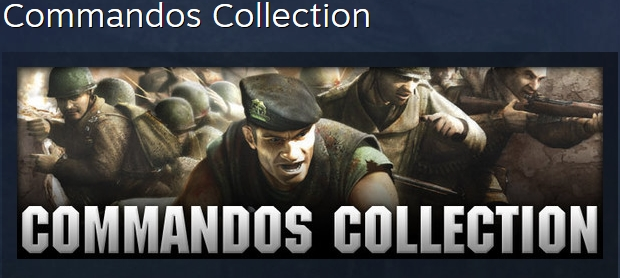 Commandos Collection ( Steam Key / Region Free ) GLOBAL
