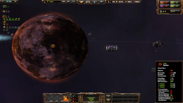 Sins of a Solar Empire Rebellion Forbidden Worlds STEAM