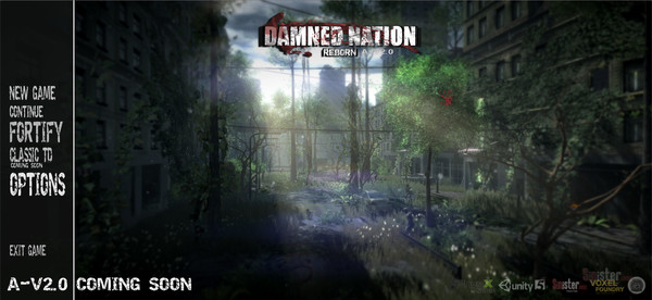 Damned Nation Reborn   ( Steam Key / Region Free )