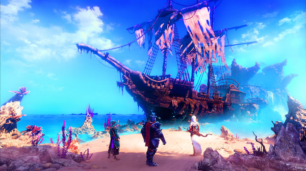 Trine 3 The Artifacts of Power STEAM KEY REGION FREE