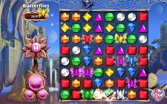 Bejeweled 3  ( Steam Key / Region Free )