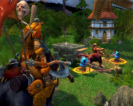 Heroes of Might & Magic V: Tribes of the East UPlay Key