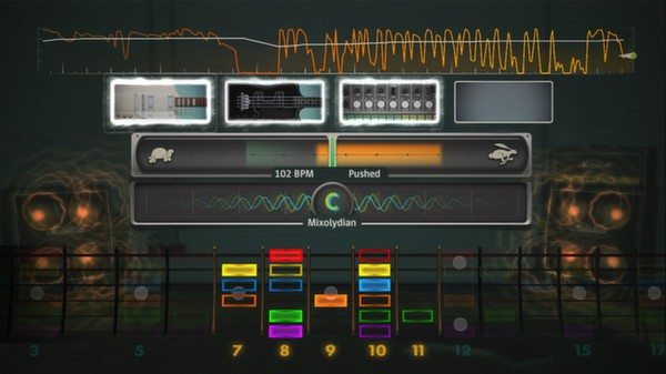 Rocksmith 2014 Edition STEAM KEY REGION FREE GLOBAL ROW