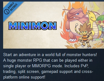 Minimon  ( Steam Key / Region Free )