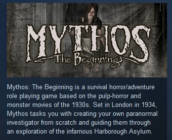 Mythos: The Beginning   ( Steam Key / Region Free )