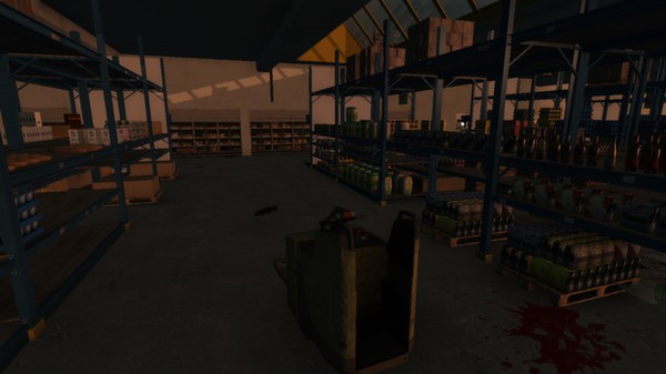 Warehouse and Logistics Simulator DLC: Hell´s Warehouse