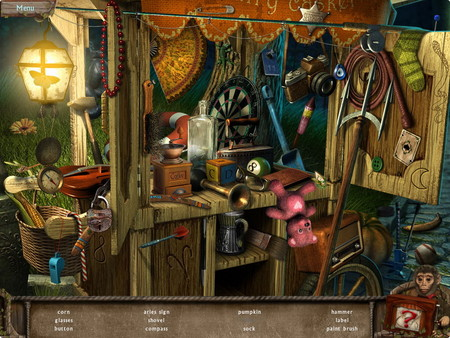 Hidden Object Bundle 5 in 1 ( Steam Key / Region Free )