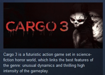 Cargo 3  ( Steam Key / Region Free )