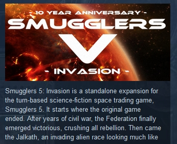 Smugglers 5: Invasion STEAM KEY REGION FREE GLOBAL ROW