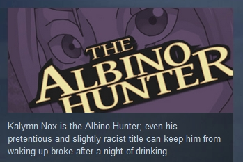 The Albino Hunter  ( Steam Key / Region Free )