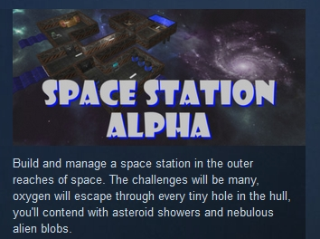 Space Station Alpha ( Steam Key / Region Free ) GLOBAL