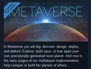 Metaverse  ( STEAM GIFT RU + CIS )