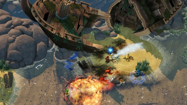 Magicka 2 STEAM KEY RU+CIS СТИМ КЛЮЧ ЛИЦЕНЗИЯ