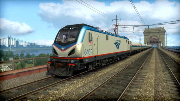 Train Simulator 2015: Standard Edition ( STEAM GIFT )
