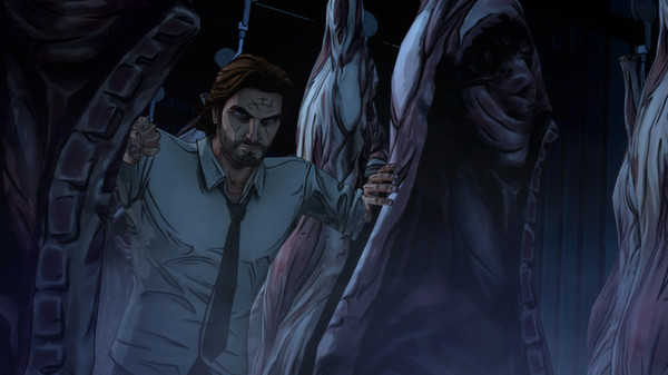 The Wolf Among Us STEAM KEY
