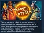 Planets Under Attack STEAM KEY REGION FREE GLOBAL