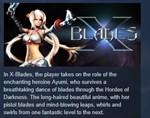 X-Blades STEAM KEY REGION FREE GLOBAL
