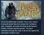 Pirates of Black Cove Gold STEAM KEY REGION FREE GLOBAL
