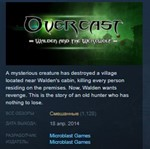 Overcast Walden and the Werewolf STEAM KEY GLOBAL