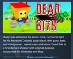 Dead Bits STEAM KEY REGION FREE GLOBAL