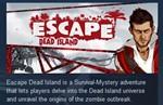 Escape Dead Island STEAM KEY СТИМ КЛЮЧ ЛИЦЕНЗИЯ