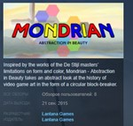Mondrian - Abstraction in Beauty STEAM KEY GLOBAL
