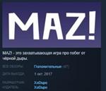 MAZ! STEAM KEY REGION FREE GLOBAL