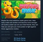 Candy Snake Master STEAM KEY REGION FREE GLOBAL