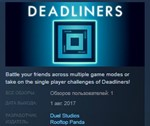Deadliners STEAM KEY REGION FREE GLOBAL