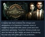 Face Noir   STEAM KEY REGION FREE GLOBAL
