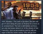 1954 Alcatraz STEAM KEY REGION FREE GLOBAL
