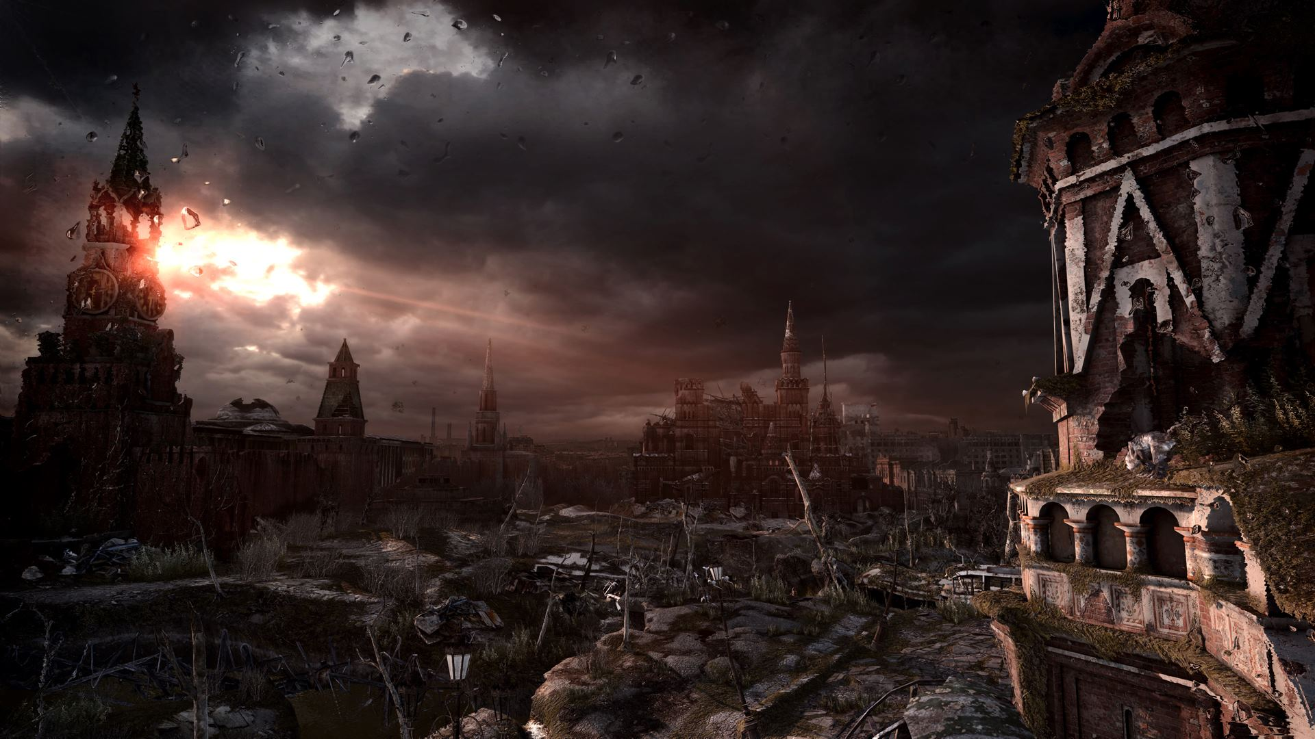 STEAM | METRO:Last Light | CIS